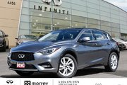 2018 Infiniti QX30 Premium Navigation Package - FWD