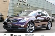 2015 Infiniti QX50 PREMIUM NAVIGATION LOW KMS!