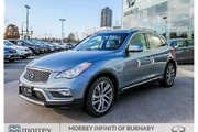 2017 Infiniti QX50 Navigation Package Ex-Demo