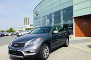 2017 Infiniti QX50 AWD Demo Special Like New!