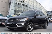 2017 Infiniti QX50 Naviagation Package - Ex Demo