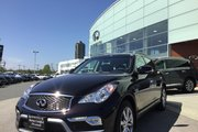 2017 Infiniti QX50 Base - Well Equipped EX-Demo