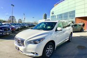 2014 Infiniti QX60 Premium Navigation Ultra Low KMs !