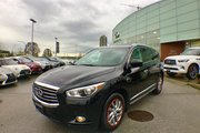 2015 Infiniti QX60 Premium Navigation Ultra Low KMs !