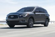 2018 Infiniti QX60 Premium Navigation Pkg Fleet Suspension Like New!