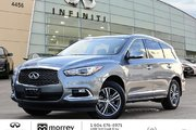 2018 Infiniti QX60 PREMIUM NAVIGATION DEMO MODEL HUGE SAVINGS!
