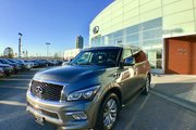 2016 Infiniti QX80 8 Passenger - Well Equipped