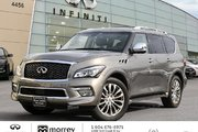 2016 Infiniti QX80 Technology Package