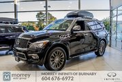 2017 Infiniti QX80 Technology Limited Edition - Demo Special