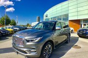 2018 Infiniti QX80 8-Passenger Technology Package - Executive Demo