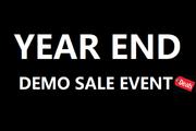 2018 Infiniti QX80 8-Passenger YEAR END DEMO SALE! Last One!