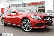 2018 Mercedes-Benz C-Class C 300 SEDAN LOW KMS NO ACCIDENTS
