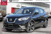 2018 Nissan KICKS SV CVT AUTO DEMO MODEL BIG SAVINGS!