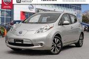 2013 Nissan Leaf SL LEATHER NAVIGATION TOP MODEL