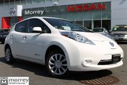 2015 Nissan Leaf S QUICK CHARGE LOW KMS $3000 SCRAPIT AVAILABLE!