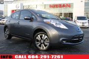 2015 Nissan Leaf SV ELECTRIC LOW KMS