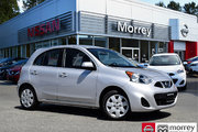 2015 Nissan Micra SV Convenience * Backup Camera, USB, Bluetooth!