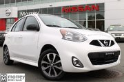 2015 Nissan Micra SR AUTO BACKUP CAMERA