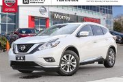 2015 Nissan Murano SL LEATHER NAVIGATION LOW KMS