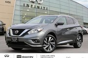 2016 Nissan Murano PLATINUM TOP MODEL LEATHER NAVI