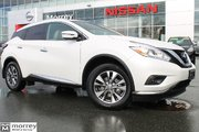 2017 Nissan Murano SL LEATHER NAVIGATION SUNROOF