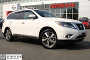 2014 Nissan Pathfinder PLATINUM, NAVIGATION, FULLY LOADED!