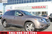 2014 Nissan Pathfinder PLATINUM NAVIGATION LEATHER LOW KMS