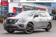 2018 Nissan Pathfinder MIDNIGHT LEATHER NAVI DEMO MODEL HUGE SAVINGS!