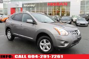 2013 Nissan Rogue S AWD LOW KMS EXTRA SET OF WINTER TIRES
