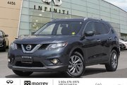 2015 Nissan Rogue SL LEATHER NAVIGATION LOADED TOP MODEL!