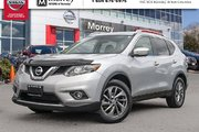 2015 Nissan Rogue SL LEATHER NAVIGATION SUNROOF