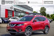 2015 Nissan Rogue SL CVT LEATHER NAVIGATION