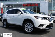 2016 Nissan Rogue S FWD CVT AUTO ULTRA LOW KMS