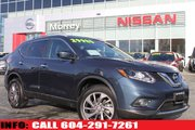 2016 Nissan Rogue SL AWD LEATHER SUNROOF NAVI