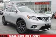 2016 Nissan Rogue SL AWD LEATHER NAVIGATION