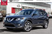 2016 Nissan Rogue SL AWD LEATHER NAVI SUPER LOW KMS