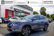 2017 Nissan Rogue SL LEATHER NAVIGATION FULLY LOADED