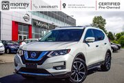 2017 Nissan Rogue SL AWD LEATHER NAVIGATION LOW KMS