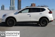 2018 Nissan Rogue MIDNIGHT LIMITED EDITION LEATHER!