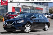 2017 Nissan Sentra SV CVT AUTOMATIC NAVIGATION LOW KMS!