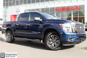2018 Nissan Titan GAS PLATINUM RESERVE MANAGERS DEMO HUGE SAVINGS
