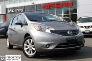 2014 Nissan Versa Note SL CVT AUTO NO ACCIDENTS