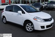 2010 Nissan Versa SL CVT AUTO LOW KMS GREAT ON GAS