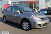 2012 Nissan Versa AUTO LOW KMS NO ACCIDENTS