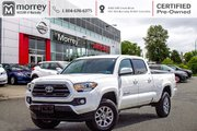 2019 Toyota Tacoma SR5 4X4 CREWCAB ULTRA LOW KMS