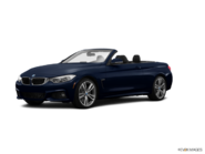 2017 BMW 4 Series Cabriolet