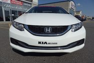 Honda Civic DX 2014