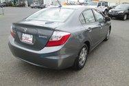Honda Civic HYBRID 2012