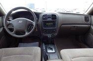 Hyundai Sonata GR ÉLECTRIQUE + A/C 2005