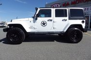 Jeep Wrangler Unlimited SAHARA 4X4 ** NAVI / 2 TOITS 2016